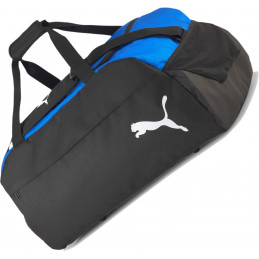 TeamFinal 21 Teambag M in electric blue lemonade/puma black