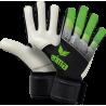 Flexinator Knit Torwarthandschuh in schwarz/grau/green