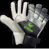 Skinator Hybrid Match Torwarthandschuh in schwarz/weiß/green gecko