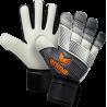 Skinator Hybrid Training Torwarthandschuh in schwarz/weiß/neon orange