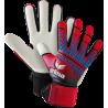 Skinator Match NF Torwarthandschuh in rot/blau