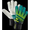 Skinator Protect Torwarthandschuh in petrol/lime/schwarz
