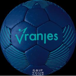 Vranjes17 Handball in blau