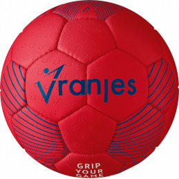 Vranjes17 Handball in rot
