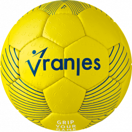 Vranjes17 Handball in gelb
