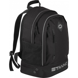 Stanno Backpack in schwarz