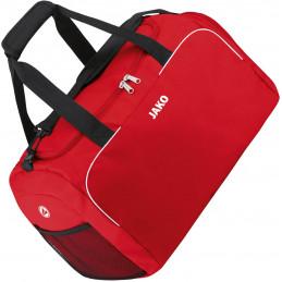 Jako Sporttasche Classico Senior mit seitlichen Nassfächern in rot