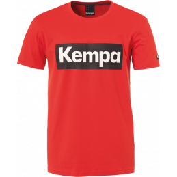 Kempa Promo T-Shirt in rot