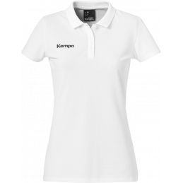 Kempa Polo Shirt Women in weiß