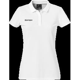 Kempa Polo Shirt Women in weiß
