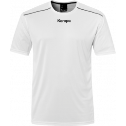Kempa Poly Shirt in weiß