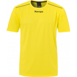 Kempa Poly Shirt in gelb