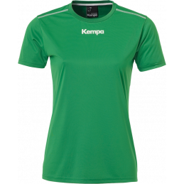 Kempa Poly Damen-Shirt in grün