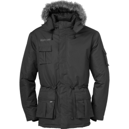 Kempa Winterjacke in Anthra