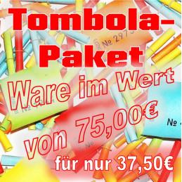 SportShop Tombola-Paket 37,5