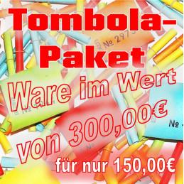 SportShop Tombola-Paket 150