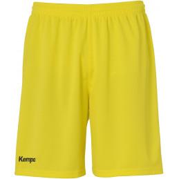 Kempa Classic Shorts in gelb
