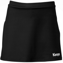 Kempa Skort in schwarz