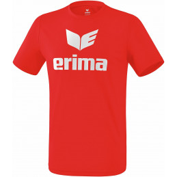Erima Promo T-Shirt in rot