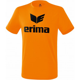 Erima Promo T-Shirt in orange