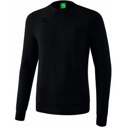 Erima Sweatshirt in schwarz