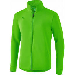 Erima Sweatjacke in green