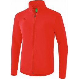 Erima Damen Sweatjacke in rot