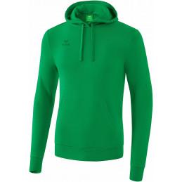Erima Kaputzensweat in smaragd