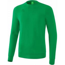 Erima Sweatshirt in smaragd