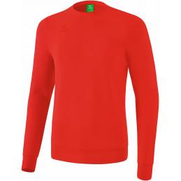 Erima Junior Sweatshirt in rot