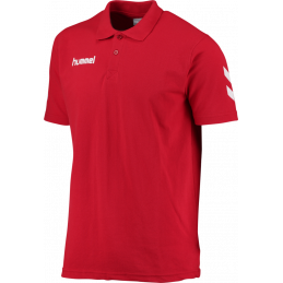 Hummel Core Cotton Polo in...