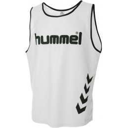 Hummel Trainings Bib in white