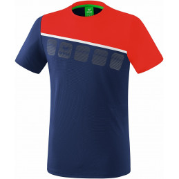 Erima Junior 5-C T-Shirt in...