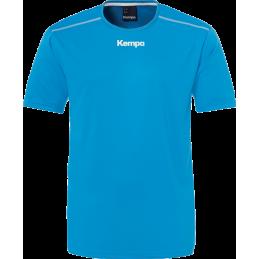 Kempa Poly Shirt in kempablau