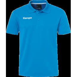 Kempa Poly Polo Shirt in...