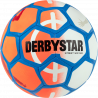Derbystar Street Soccer Fussball in orange/weiß/blau