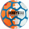 Derbystar Street Soccer Mini-Fussball in orange/weiß/blau
