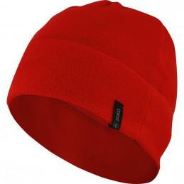 Jako Fleecemütze in rot