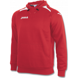 Joma Champions II Hoody (red)