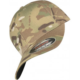 Flexfit Multicam Kappe in...