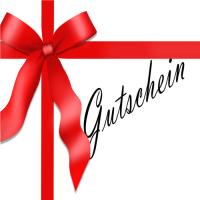 Geschenkgutschein für Geburtstag oder einfach Einkaufsgutschein